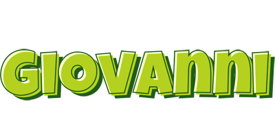 Giovanni summer logo