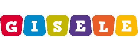 Gisele kiddo logo