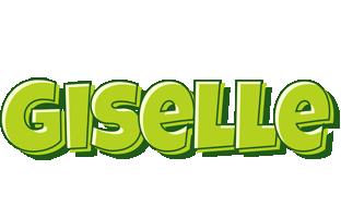 Giselle summer logo