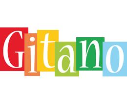 Gitano colors logo