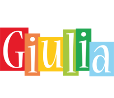 Giulia colors logo