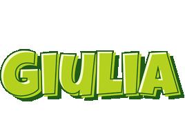 Giulia summer logo