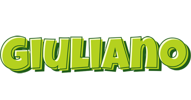 Giuliano summer logo