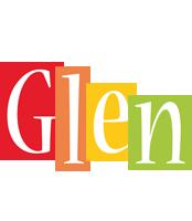 Glen colors logo