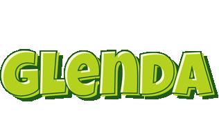 Glenda summer logo