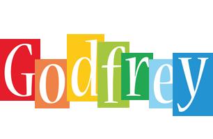 Godfrey colors logo