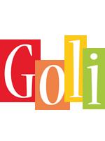 Goli colors logo