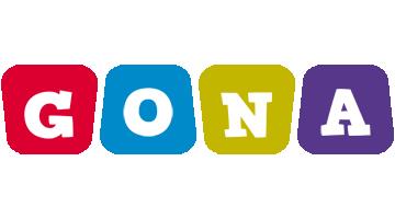Gona kiddo logo