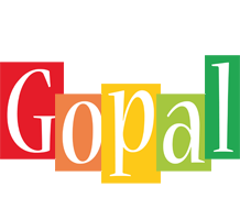 Gopal colors logo