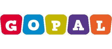 Gopal kiddo logo