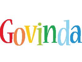 Govinda birthday logo