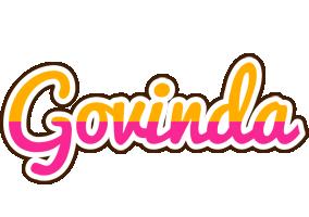 Govinda smoothie logo