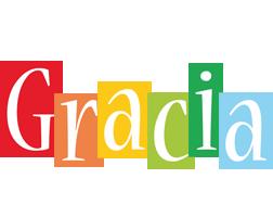 Gracia colors logo