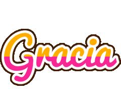 Gracia smoothie logo