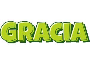 Gracia summer logo