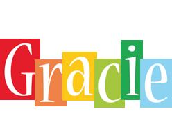 Gracie colors logo