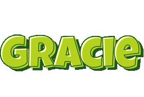 Gracie summer logo