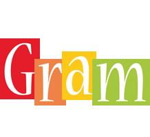 Gram colors logo