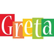 Greta colors logo