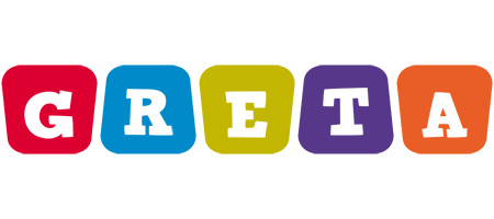 Greta kiddo logo