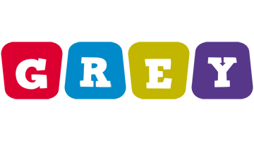Grey kiddo logo