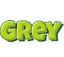 Grey summer logo
