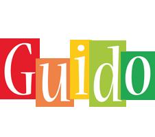 Guido colors logo