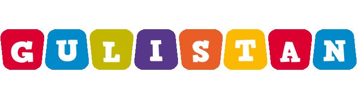 Gulistan kiddo logo