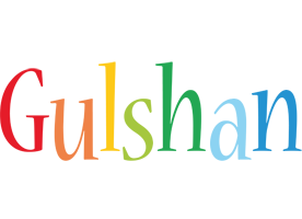 Gulshan birthday logo