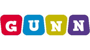 Gunn kiddo logo