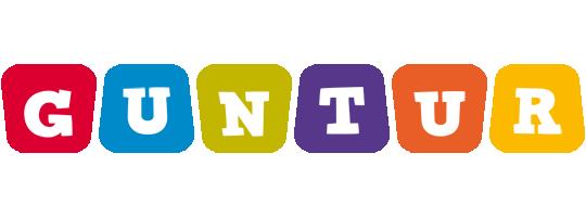 Guntur kiddo logo