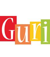 Guri colors logo