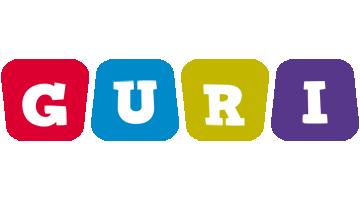 Guri kiddo logo