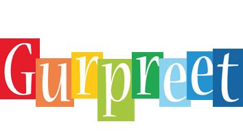Gurpreet colors logo