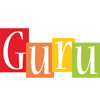 Guru colors logo