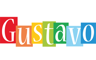 Gustavo colors logo
