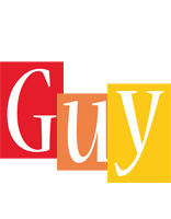 Guy colors logo