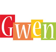 Gwen colors logo