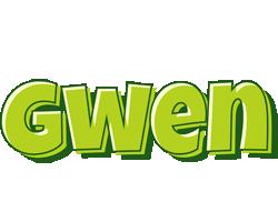 Gwen summer logo