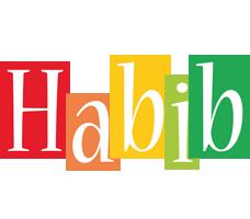 Habib colors logo