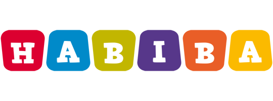 Habiba kiddo logo