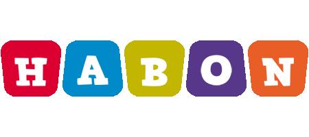 Habon kiddo logo