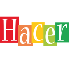 Hacer colors logo