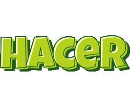 Hacer summer logo