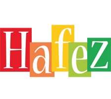 Hafez colors logo