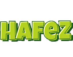 Hafez summer logo