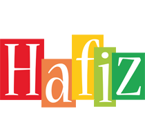 Hafiz colors logo