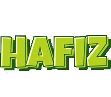 Hafiz summer logo