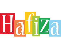 Hafiza colors logo