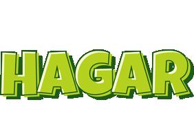 Hagar summer logo
